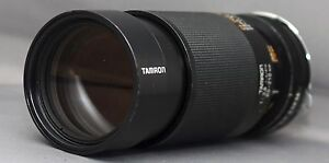 TAMRON-CF-TELE-MACRO-MC-LENS-80-210mm-Zoom-F3-8-JAPAN-for-NIKON-SLR-CAMERA