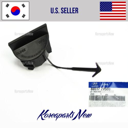Front Bumper Tow Eye Cap Cover ⭐OEM⭐ 865172V500 Hyundai Veloster Turbo 2013-2017