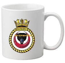HMS SAUMAREZ COFFEE MUG