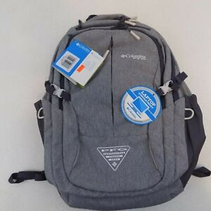 Columbia Backpack PFG Eastwind Day Pack Grey Ash Omni-Shield New With Tags NWT