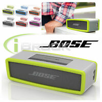 Silicone Carry Case Protective Bag For Bose Soundlink Mini Bluetooth Speaker