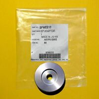 Technics 45 Rpm Adapter Sfwe010 For Technics Sl-1200 Turntable Spindle Adapter