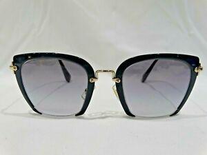 Miu-Miu-SMU-52R-Square-Blue-and-Gold-Sunglasses