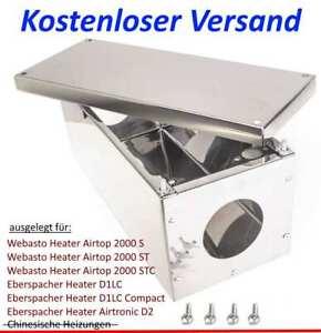 Montagedose / Box für 1.8 - 2.2 kwt EBERSPÄCHER WEBASTO PLANAR