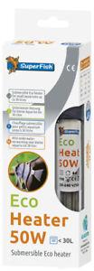 Superfish-Nano-Eco-Heater-50W-Mini-Aquarium-Fish-Tank-Heater