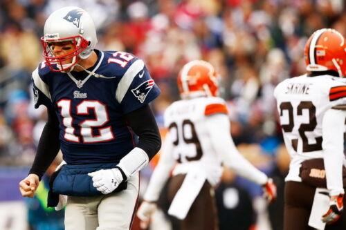 "008 Tom Brady NFL American Football Quarterback Stars 36/""x24/"" Poster"