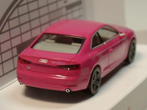 24 666 Stück Börse Ingolstadt 2017 pink 1//87 lim Herpa Audi A5