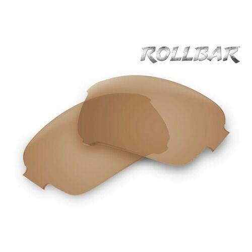 ESS 101-286-003 Bronze Hi Def Repl Lens For Rollbar Glasses