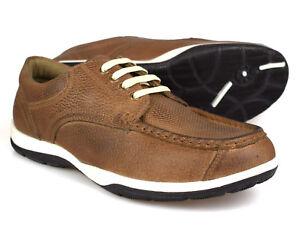 Tape Décontractées Chaussures Fumé Larz Red Cuir Brun vwd1Y