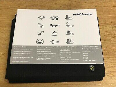 LIBRO Servizio BMW Genuine Nuovo di Zecca F10//F11//F07//F18-5-Series
