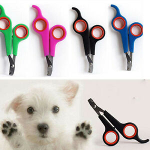 Dog-Cat-Pet-Claw-Toe-Nail-Stainless-Steel-Cutter-Clipper-Trimmer-Nailclippers-1X