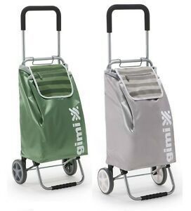 8316f15f54ca Details about Shopping Trolley Travel Grocery Bag Folding Lightweight  Luggage Cart With Wheels