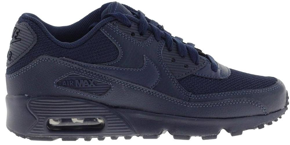 Zapatos casuales salvajes Barato y cómodo NIKE AIR MAX 90 MESH ALL BLUE 35.5-40 NUEVO 115 premium ultra tavas thea zero 1