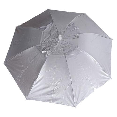 1pc Portable Head Umbrella Anti-UV Anti-Rain Outdoor Travel Fishing Umbrella SK