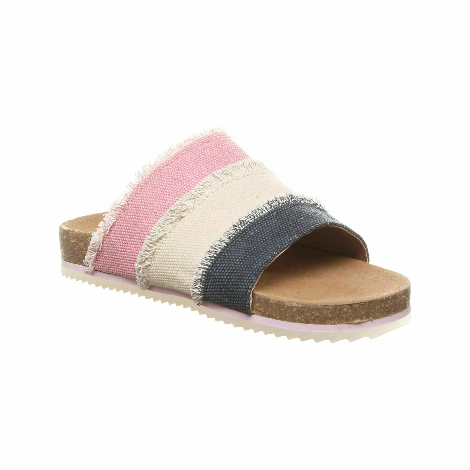 orsopaw Romi Girl's Comfort Slide Seal Neopolitan - 13 M Us Little Kid Medium Sautope classeiche da uomo