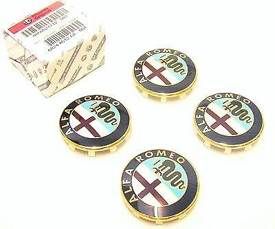 100/% GENUINE ALFA ROMEO 159  New Alloy Wheel Center Cap  50521712