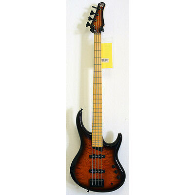 MTD Grendel 4 - Michael Tobias Design Tobacco Sunburst - SHOWROOM