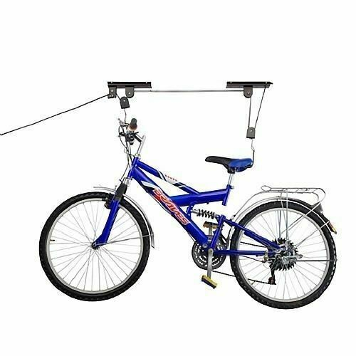 FREE SHIPPING 2-Pack NEW RAD Cycle Products Bike Hoist//Lift Bicycle Hoists
