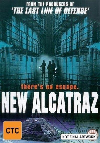 New Alcatraz (DVD, 2002)