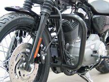 Sissy Bar+Gepäckträger CSM für Harley Sportster Forty-Eight 48 Special 18-19 sw