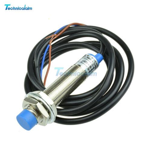 10PCS LJ12A3-4-Z//BX Inductive Proximity Sensor Switch NPN DC 6V-36V