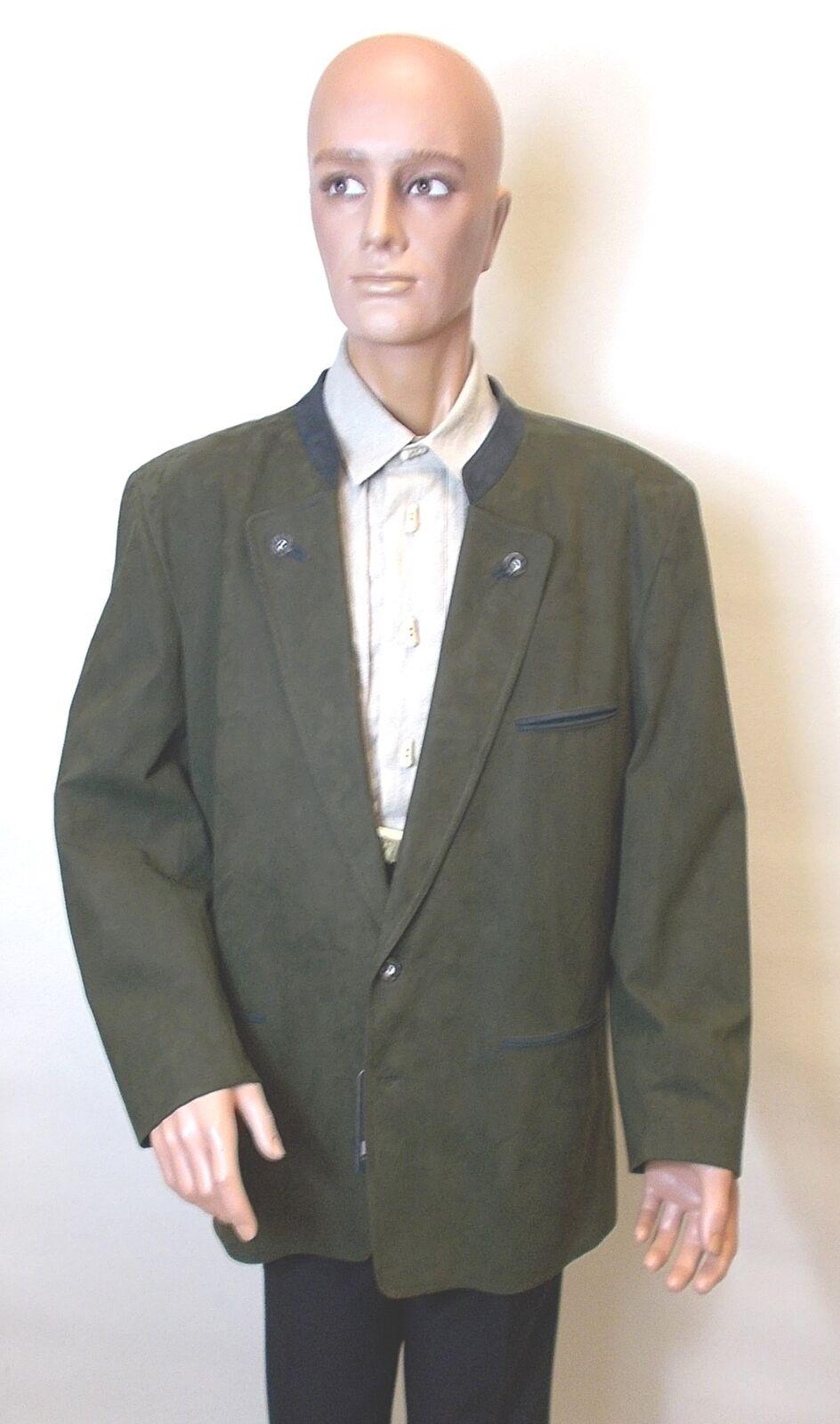 Trachten Blazer  Amaretta   Sakko Herren  Gr. 27 Trachtenjanker Grün Velourleder   Sale Online    Modern Und Elegant    Online-verkauf    Fairer Preis    Zu einem niedrigeren Preis