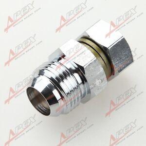 Turbo Oil Pan Drain Return Adapter Bung Fitting No Weld