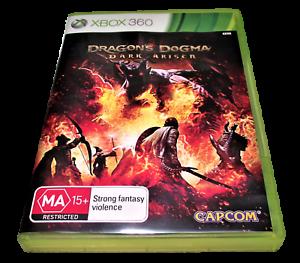 Dragon's Dogma: Dark Arisen XBOX 360 PAL