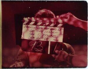 Star-Trek-TOS-35mm-Film-Clip-Slide-For-World-Hollow-Clapper-Board-Kirk-3-8-11