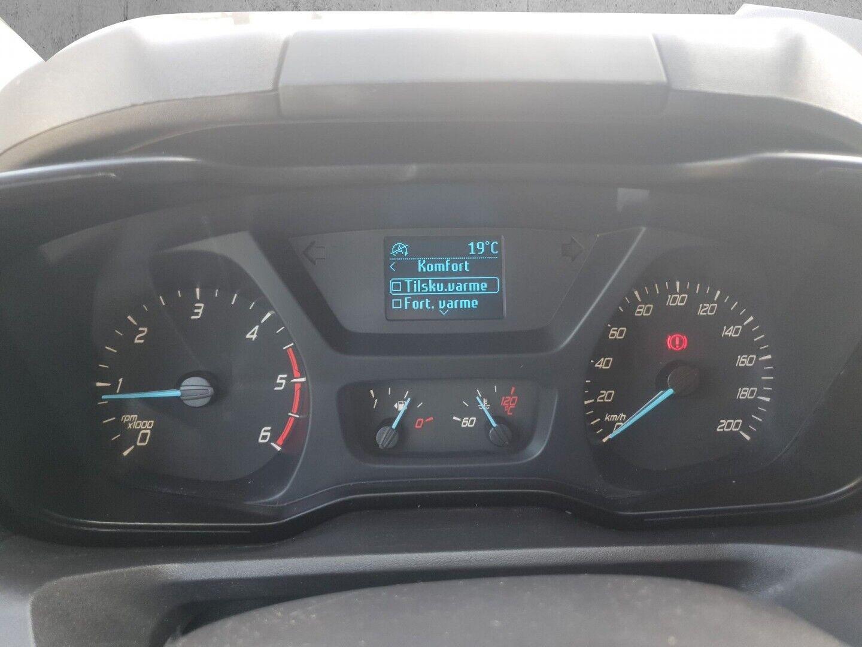 Billede af Ford Transit Custom 270S 2,0 TDCi 130 Trend