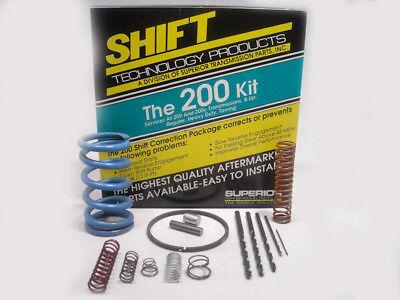 GM Turbo 200-4R Transmission Valve Body Shift Correction Kit by Superior K200-4R
