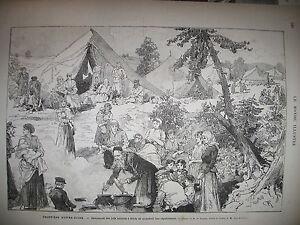 RAPATRIEMENT-JUIFS-CAMP-FRONTIERE-AUSTRO-RUSSE-PARIS-TAILLE-ARBRES-GRAVURES-1882