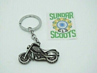 Check, Black, Black Emblem Key ring chain Lambretta