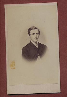 'Henry Howlett' 1846 - 1923 Family History surname   CDV photograph qc396