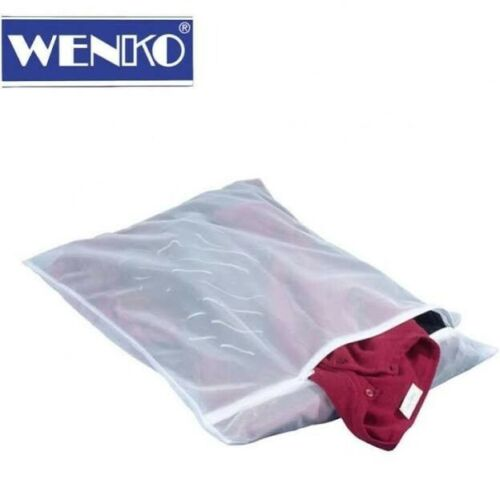 WENKO Wäschenetz//Wäschebeutel//Wäschesack mit Reißverschluss Neu//Ovp