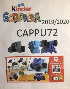 kinder überraschung 2020