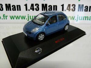 NI2G-VOITURE-1-43-J-collection-NISSAN-MICRA-bleu