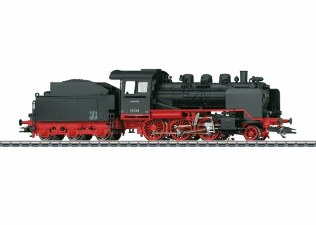 Märklin 36244 Dampflok Br. 24 der DB digital mit Sound in H0 Fabrikneu