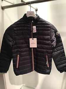 Image is loading New-Moncler-Daniel-Jacket-Navy-Extra-Small-Size-