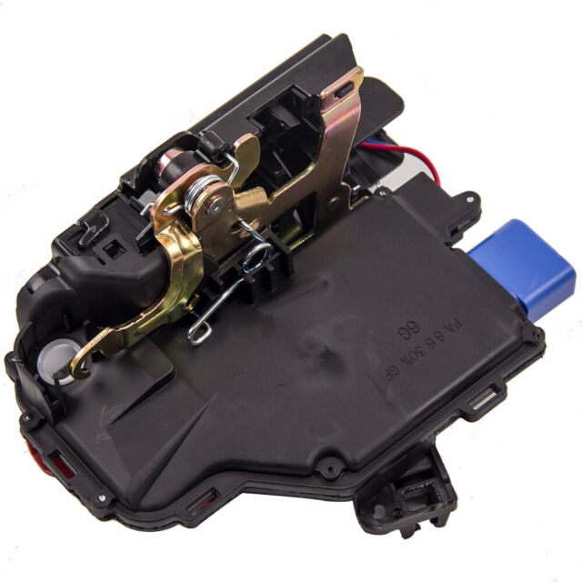 Front Left Passenger Side Door Lock Mechanism Actuator For VW Golf V 3D1837015A