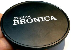 Bronica 82mm Front Lens Cap for 300mm f4.5 6X6 metal screw in 250mm f4.5 6X7