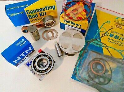 Yamaha YZ250 2002-2016 Engine Rebuild Kit Inc Rod Gaskets Piston Seals B
