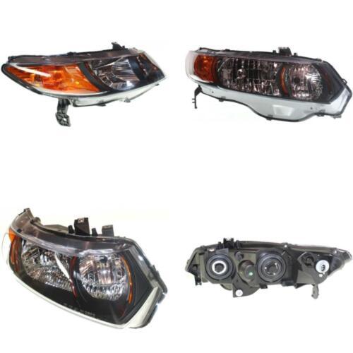 Details about HO2503133 Headlight for 06-09 Honda Civic Passenger ...