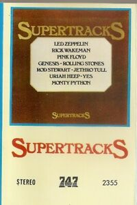 Various-Supertracks-Import-Cassette-Tape