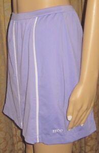 Izod-Extra-Dry-Size-XS-Purple-with-White-Stripes-Stretchy-Skort