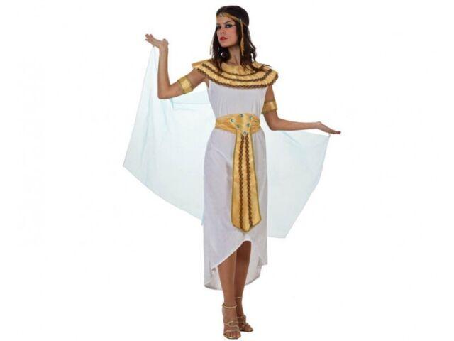 Déguisement Femme Reine Egypte Cléopatre XL 44 Costume Adulte Egyptienne