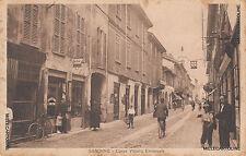 * SARONNO - Corso Vittorio Emanuele 1925
