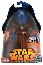 Star Wars E3 Revenge of the Sith Palpatine blue lightsaber variant clone wars