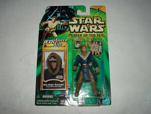 Star Wars POTJ Power of the Jedi Cold Weather Gear Obi-Wan Kenobi Loose Complete