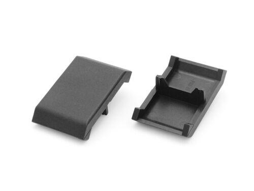 Winkelabdeckkappe 45 B-Typ VPE = 2 Stück
